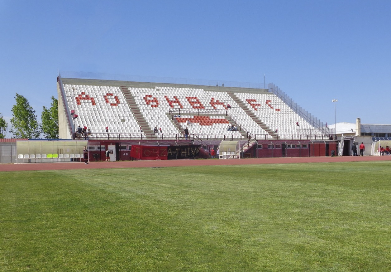 Ανοιχτό το Γήπεδο Θήβας και για όλους τους αθλούμενους δημότες από 13 ετών και άνω